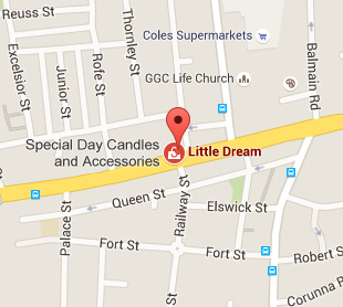Little-Dream-Google-Maps